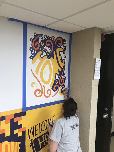 Painting a Legacy